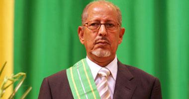رئيس موريتانيا السابق سيدى ولد الشيخ عبد الله