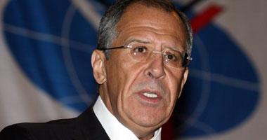 سيرجى لافروف- وزير الخارجية الروسى