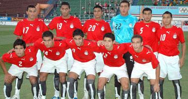 شباب مصر يهدرون فوزا مستحقا ويخسرون من الأرجنتين في دورة تولون Small92008116752
