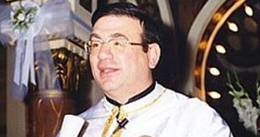 رفيق جريش كاهن رعية الروم الكاثوليك