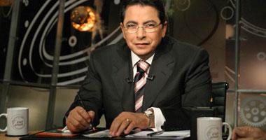 محمود سعد يغيب اليوم عن برنامجه آخر النهار بسبب مرضه