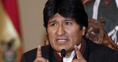 مسئول أمريكى يتهم الزعيم السابق موراليس بدعم العنف فى بوليفيا