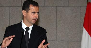 الأسد وصالحى يؤكدان أهمية أن تكون الحلول التى تواجهها المنطقة نابعة من داخلها