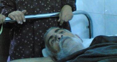 بالفيديو.. شاش يخرج من بطن مريض بعد 27 عاماً