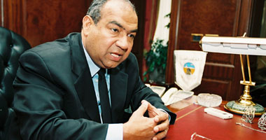 رجل الأعمال إسماعيل عثمان