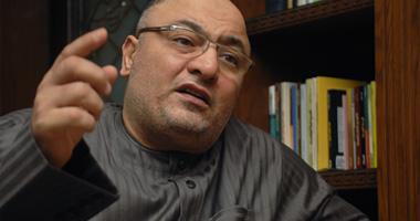 """بالفيديو.. خالد الجندى: """"اللى يغلط فى جيشك اضربه بالجزمة"""""""