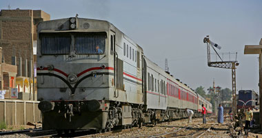 مشاجرات بين ركاب القطار نتيجة حجز التذاكر مرتين