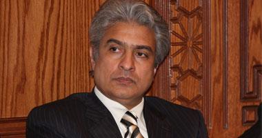 الكاتب الصحفى وائل الإبراشى