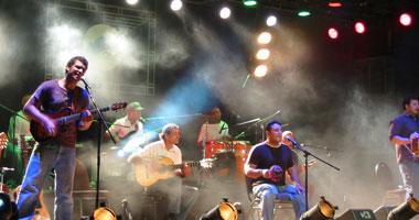 """فرقة """"وسط البلد"""" تفتتح مهرجان الـ sos بالإسكندرية"""
