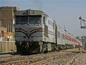 مصدر عسكرى بمطروح: عربة القطار الحربى خرجت عن القضبان ولم تنقلب