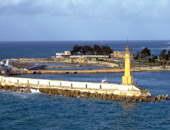رغم استمرار الأمطار..فتح بوغاز مينائي الإسكندرية والدخيلة