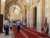 فرش المسجد الأقصى بسجاد جديد يثير خلافات دينية مع الإسرائيليين