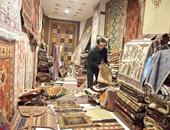 إيران تعلن استئناف تصدير السجاد اليدوى لأمريكا بعد رفع العقوبات