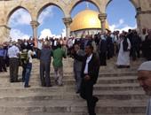جنود الاحتلال الإسرائيلى يقتحمون مخيم شعفاط بالقدس