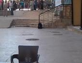 حقيبة قديمة فوق كوبرى أبوالجود تثير ذعر المواطنين بالأقصر