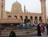 نصف مليون صوفى يحتفلون بمولد العارف بالله السيد البدوى بطنطا