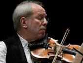 عازف الكمان العالمى جيدون كريمر على مسرح مكتبة الإسكندرية الأحد المقبل