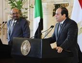 السيسي يصل الخرطوم لرئاسة اجتماعات اللجنة المشتركة مع السودان