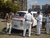ضبط عصابة تخصصت فى تزوير رخص السيارات للتهرب من المخالفات بالقاهرة
