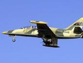 سلاح الجو الليبى يستهدف رتل سيارات دفع رباعى مسلحة على الحدود