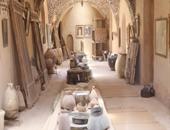 دير الأنبا بيشوى: نواصل أعمال ترميم المبانى الأثرية بأموال الكنيسة