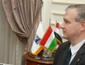 سفير المجر بالقاهرة: نقدر جهود الحكومة والشعب المصرى فى مكافحة الإرهاب