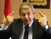وزير الرياضة يكرم بطلى الرمح والمطرقة بـ175 ألفا