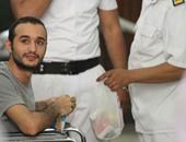 """تأجيل إعادة محاكمة أحمد دومة فى """"أحداث مجلس الوزراء"""" لجلسة الإثنين المقبل"""