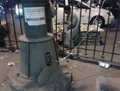 قارئ يشكو سرقة الباعة الجائلين للكهرباء بمحطة مصر فى الإسكندرية