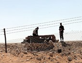 سماع دوى إطلاق نيران كثيفة على الحدود المصرية مع قطاع غزة