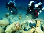 علماء إسرائيليون يعثرون على حطام سفينة وعملات تعود لحقبة الصليبيين فى عكا