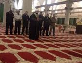 إعادة فتح المسجد الأقصى أمام المصلين بعد قرار الاحتلال بإغلاقه
