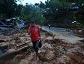 مصرع 5 جراء الفيضانات والانزلاقات الأرضية فى البرازيل