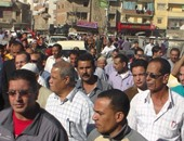 انطلاق مسيرة للإخوان بالمصاحف أمام مسجد نور الإسلام بعين شمس