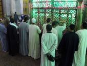 """الطرق الصوفية تحتفل بالليلة الختامية لمولد """"زين العابدين"""" ابن الحسين"""