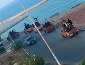 جيوش الساحل الأفريقى تضع خطة عسكرية لمنع تدفق السلاح من ليبيا