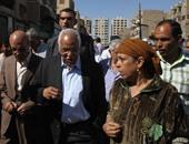 محافظ القاهرة يرصد تراكم قمامة بطريق الأوتوستراد ويوجه بإزالتها فورا
