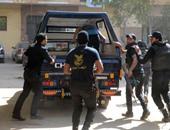 ضبط 56 مطلوبا من المحكوم عليهم و187 مخالفة مرورية فى شمال سيناء