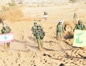 حزب الله يشن هجوما على مسلحين قرب الحدود السورية