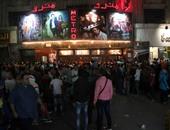"""محمد السبكى يستأجر مناديا للترويج لفيلمه""""حديد"""" أمام سينمات وسط البلد"""