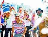 """فريق ميراكلز تيم ينظم """"مهرجان الألوان"""" بالمعادى.. الجمعة"""