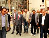 بالصور.. وزير الثقافة: افتتاح المسرح القومى أكتوبر الحالى