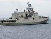 """الفرقاطة """"أوجسبورج"""" الألمانية تشارك فى مهمة مكافحة داعش فى بحر العرب"""