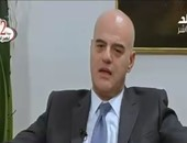 """رئيس شركة إينى الإيطالية لـ""""أحمد موسى"""": بدء الحفر فى حقل الغاز الضخم بالبحر المتوسط يناير المقبل.. نتوقع بدء إنتاج الغاز بالحقل نهاية عام 2017.. ويؤكد: مصر محظوظة جداً بهذا الاكتشاف"""