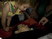 """بالصور..تشييع جنازة الطفل """"مروان"""" ضحية الاشتباكات مع قوات الاحتلال شرق غزة"""