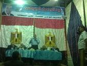 """بالصور..كمال أبو عيطة وعبد الحليم قنديل بمؤتمر لدعم """"الجوهرى"""" بالاسكندرية"""