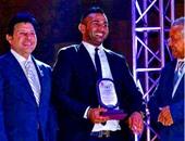 أحمد سعد يحتفل بحصوله على أحسن أغنية من مونديال الإذاعة والتليفزيون