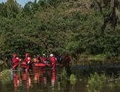 """بالصور.. ولاية ساوث كارولينا الأمريكية تغرق """"فى شبر ميه"""" بسبب الأمطار"""