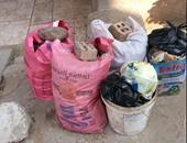 صحافة المواطن.. تراكم القمامة بقرية نوسا البحر فى الدقهلية