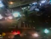 """الإبراشى يعرض فيديو واقعة إطلاق ضابط وأمين شرطة النار على""""زفة"""" بالإسكندرية"""